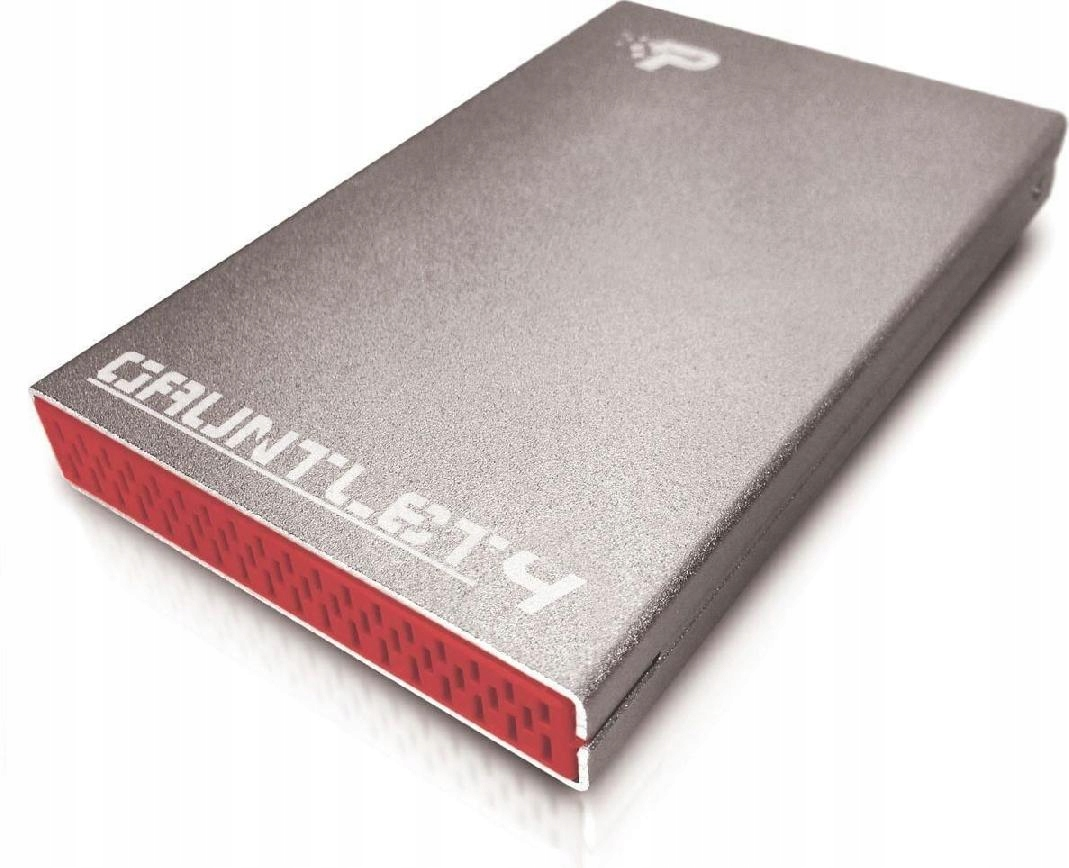 Gauntlet 4 USB3.1 SSD/HDD CASE 2,5'' SATA III