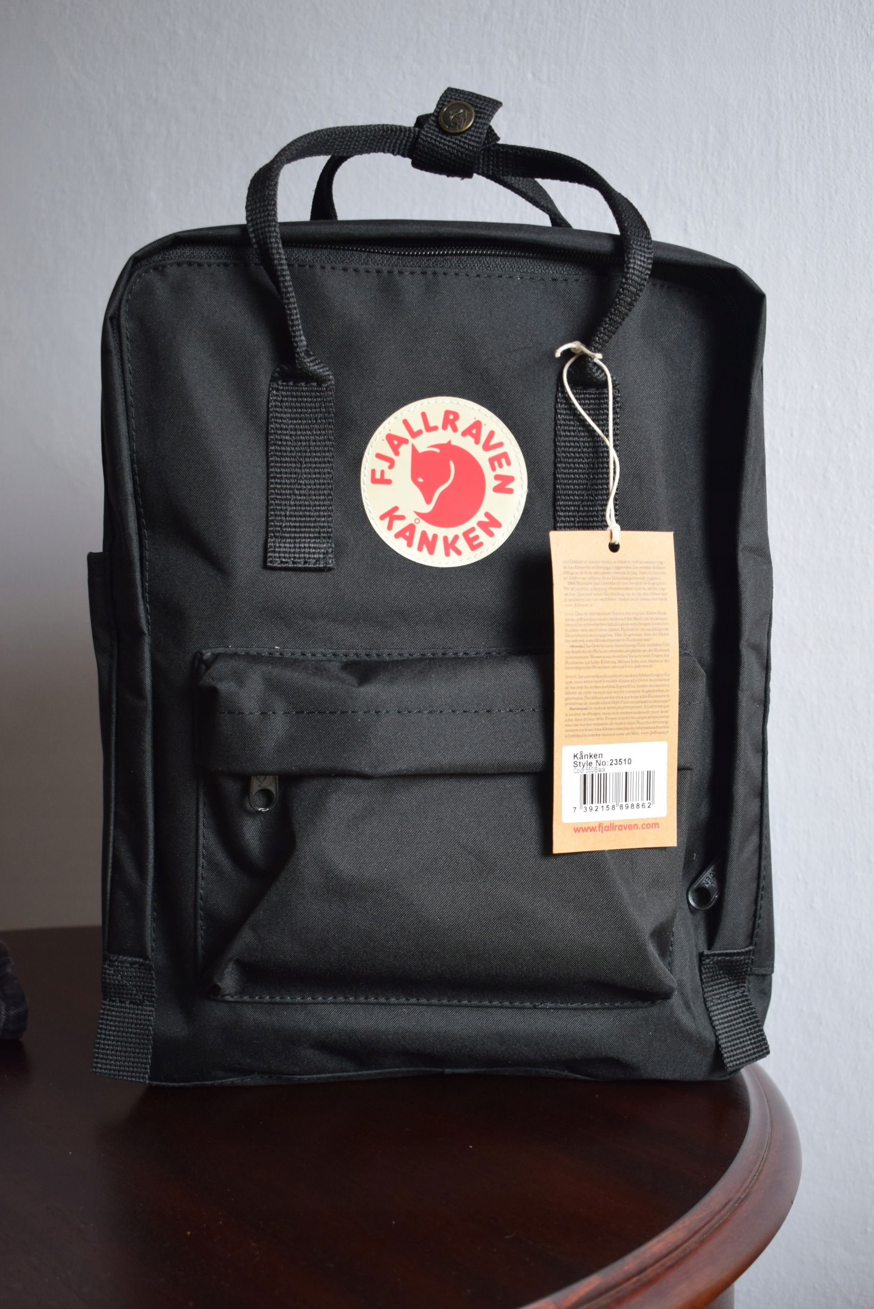 sklep dyskontowy sprzedaż usa online autentyczna jakość plecak szkolny Fjallraven Kanken 16l