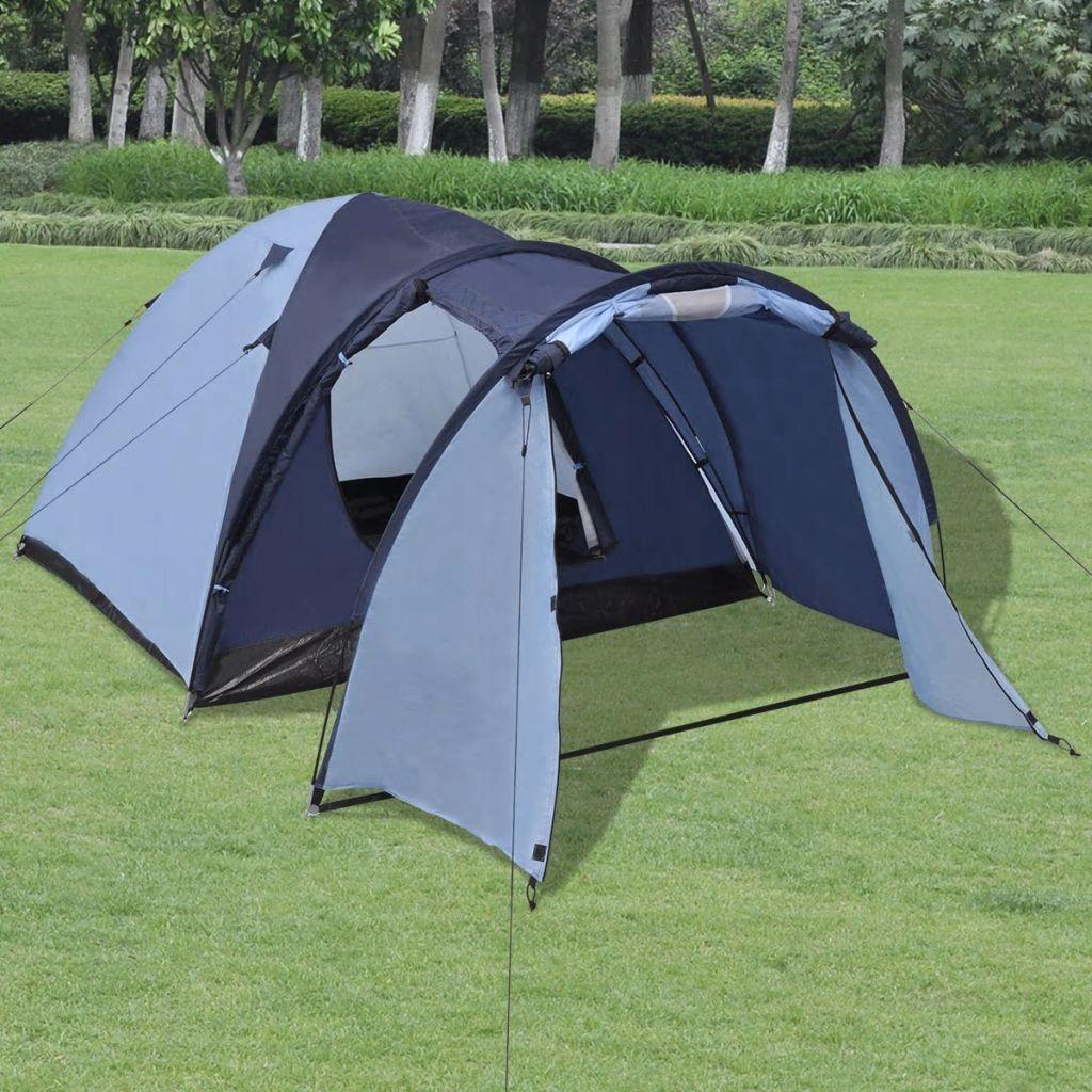 Namiot 4-osobowy, niebieski GXP-679879
