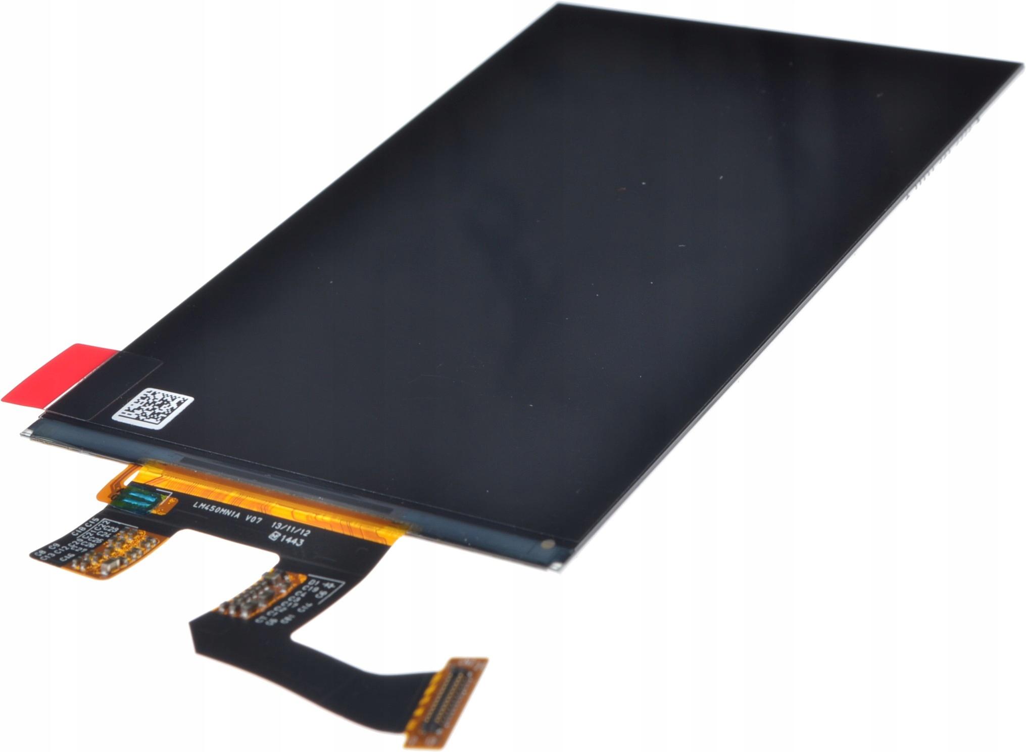 Wyświetlacz Lcd LG L70 D320 LG L70 LTE D315 ekran