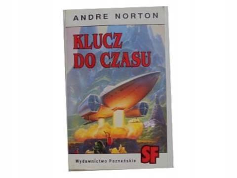 Klucz do czasu - Andre Norton1995 24h wys SF