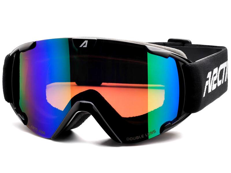 GOGLE ARCTICA narciarskie snowboardowe G-1004A