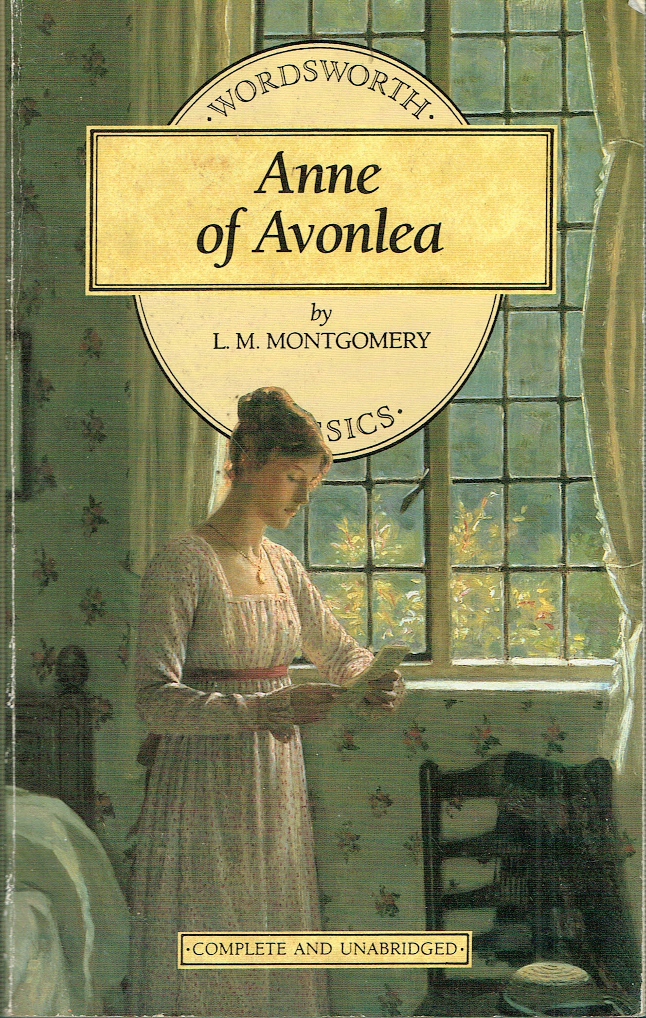 Anne of Avonlea Montgomery ang. 108A