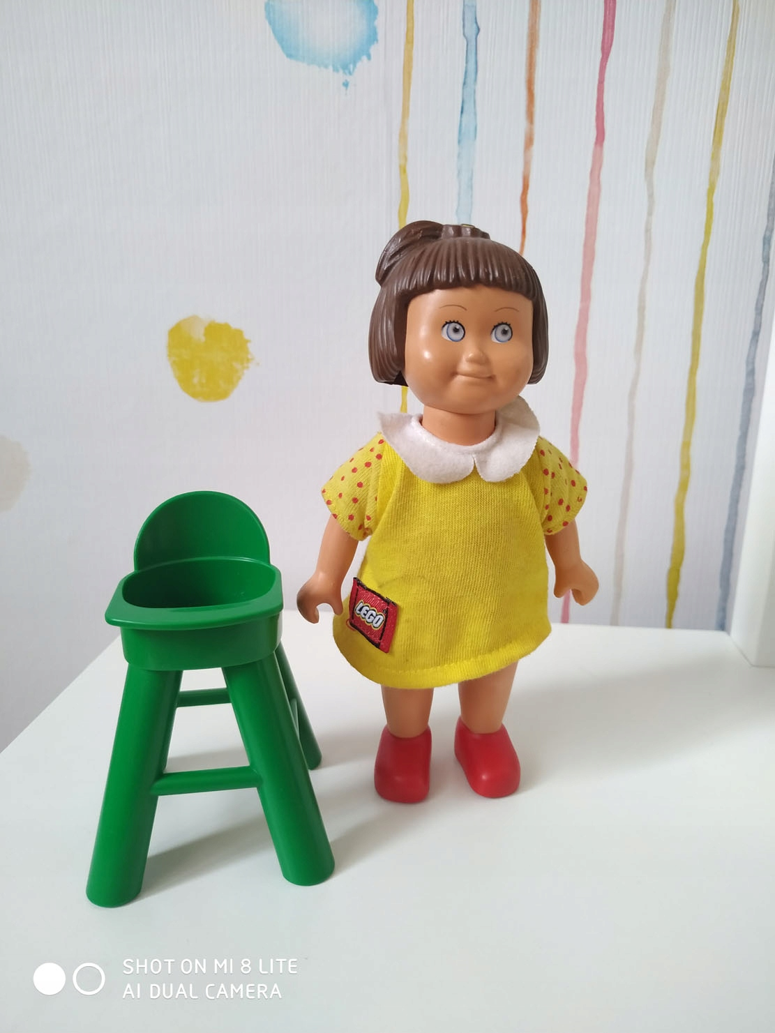lalka lego