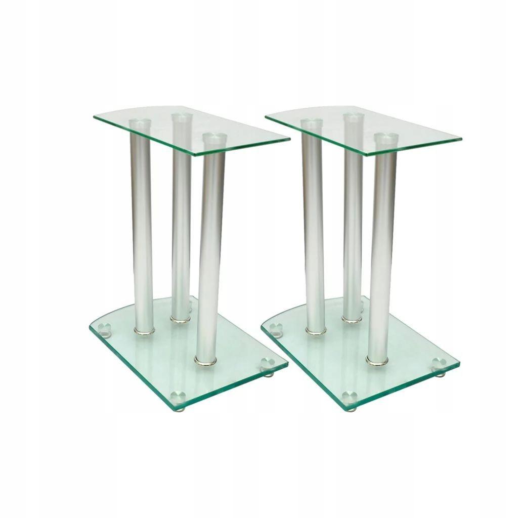Zestaw szklanych podstawek na głośniki (2szt) GXP-
