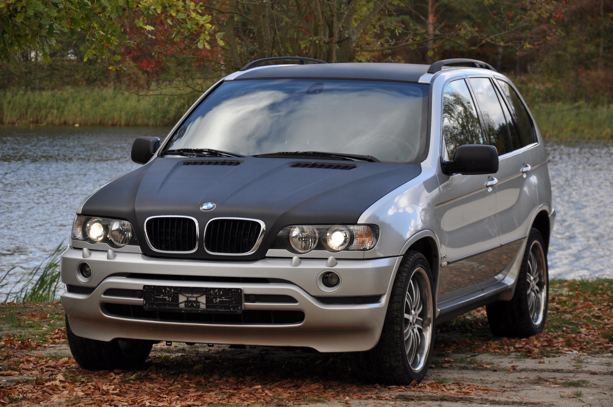 BMW X5 E53 3.0d 228km Xenon sport pakiet fullopcja