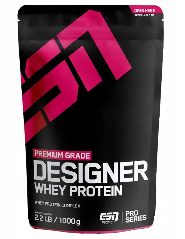 ESN Designer Whey Protein - Białko Cinnamon Roll