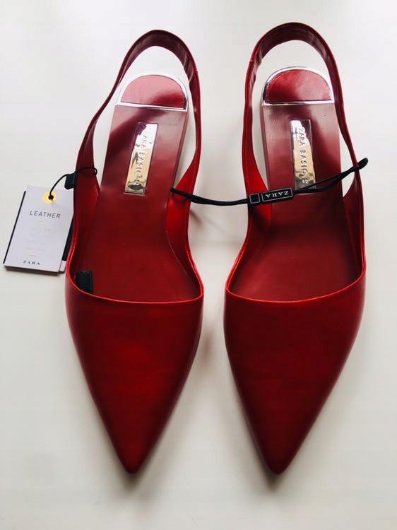 Sandały Zara 42 damskie