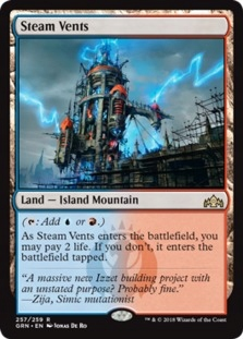STEAM VENTS (SHOCKLAND GRN)