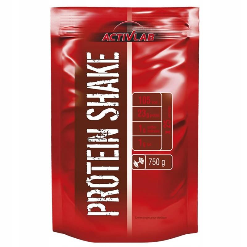 ActivLab Protein Shake 750g - OKAZJA białko od 1zł