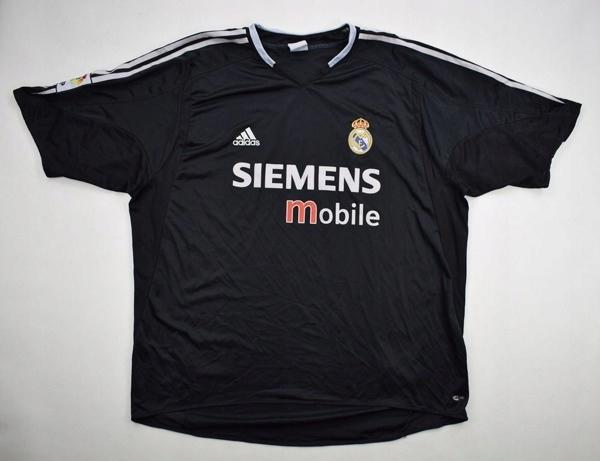 Adidas 2004-05 REAL MADRID KOSZULKA 2XL