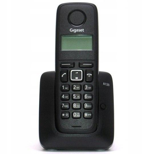 GIGASET Telefon DECT A120 bezprzewodowy