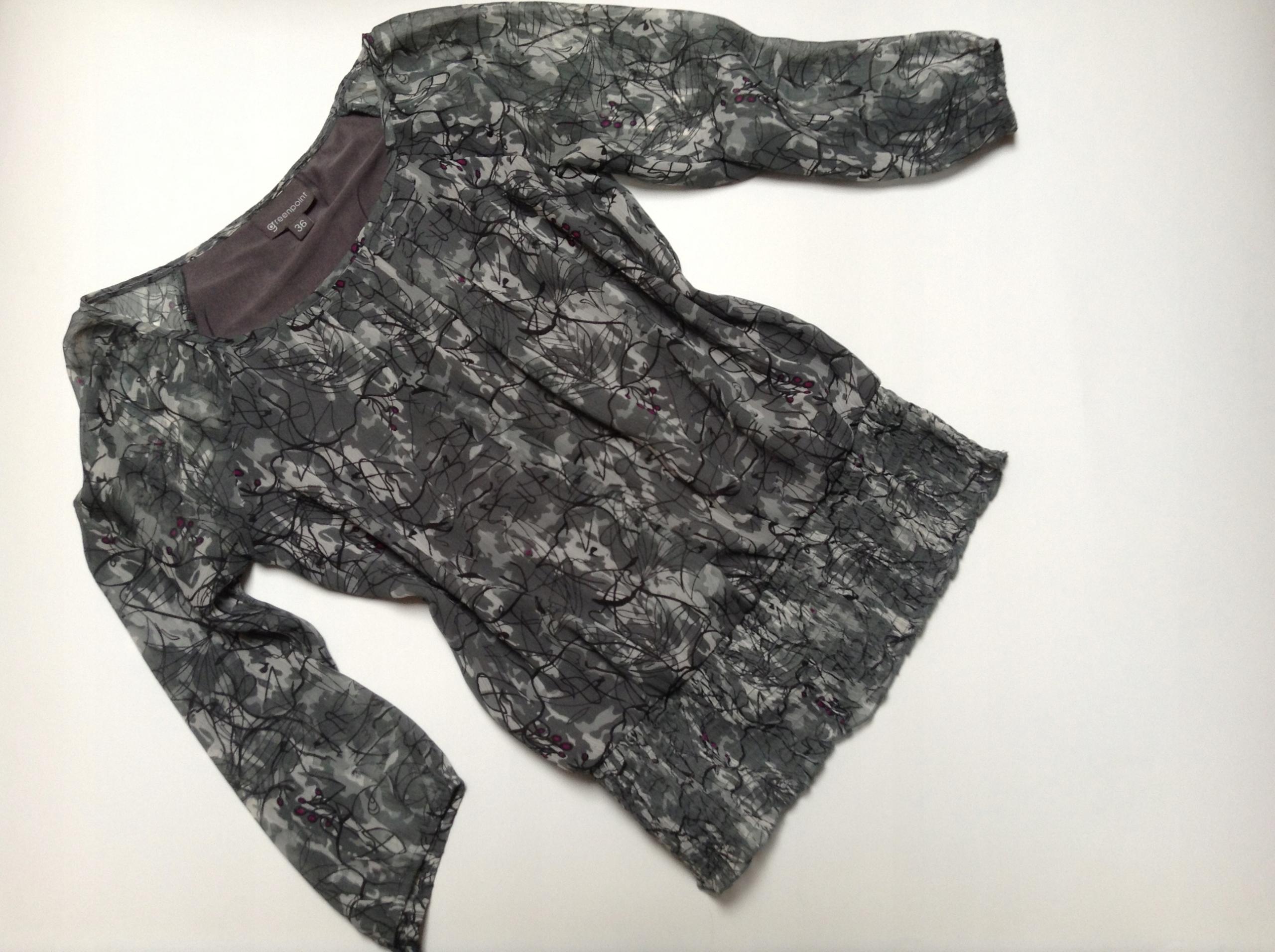Koszula S 36 elegancka zara mohito greenpoint hm