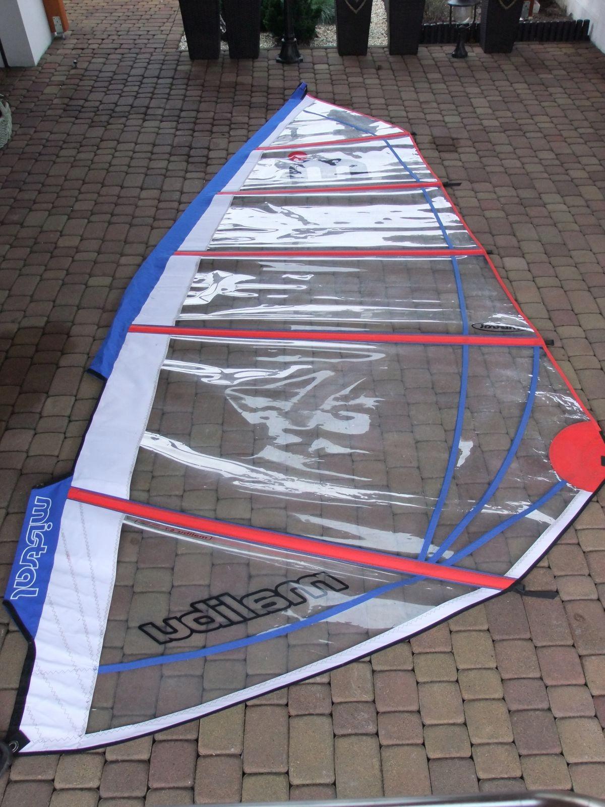 Żagiel do windsurfingu MISTRAL MALIBU.-pow.6,7 m