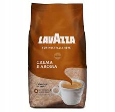 !HIT! Kawa ziarnista Lavazza aroma 1kg