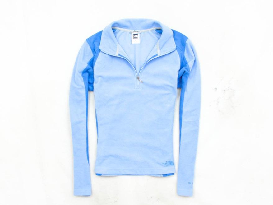 P The North Face Bluza Polarowa Damska Zip-Up r M