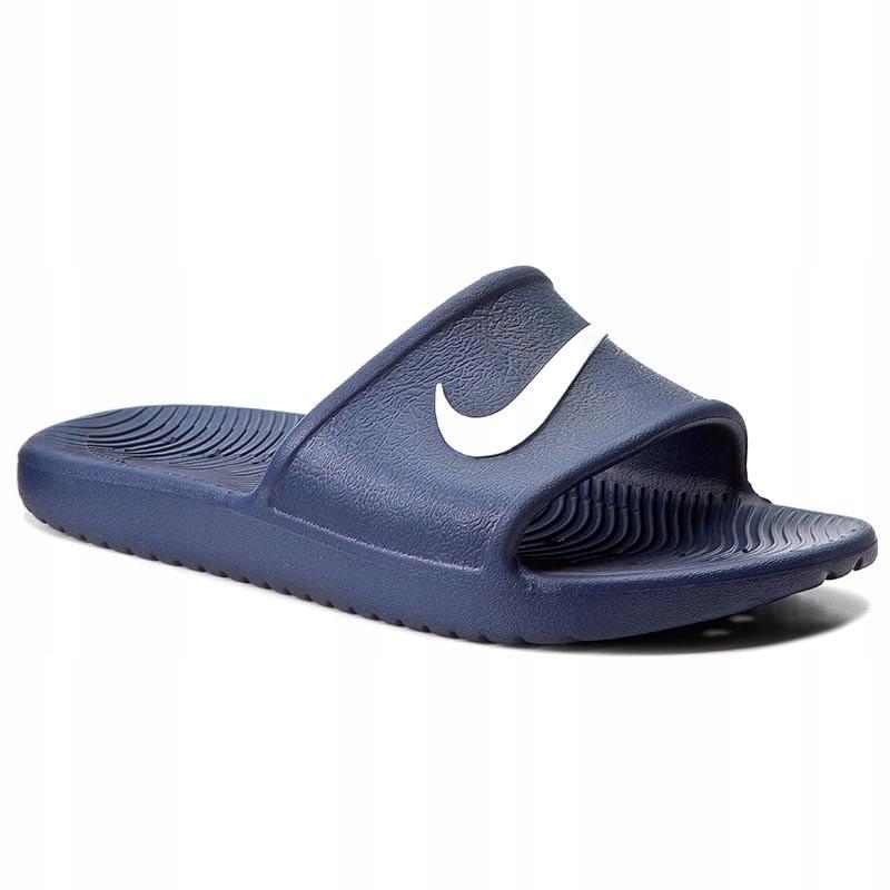 Klapki męskie Nike Kawa Shower 832528-400 R 41