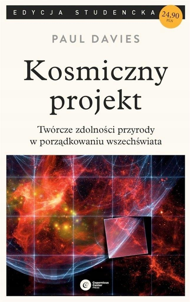 KOSMICZNY PROJEKT POCKET, PAUL DAVIES