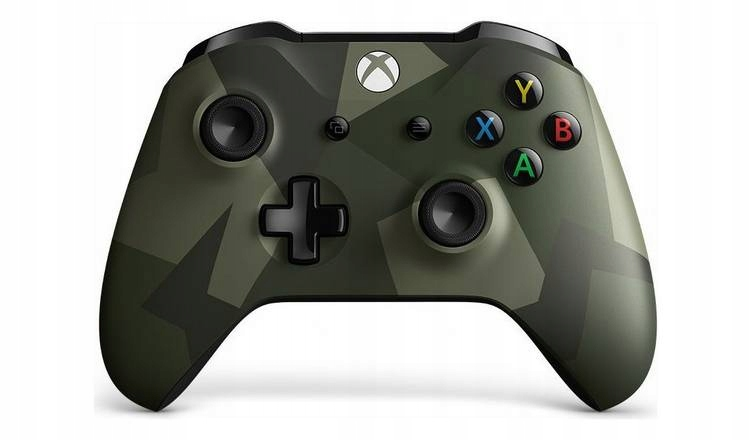 XBOX ONE Wireless PAD KONTROLER Armed Forces II