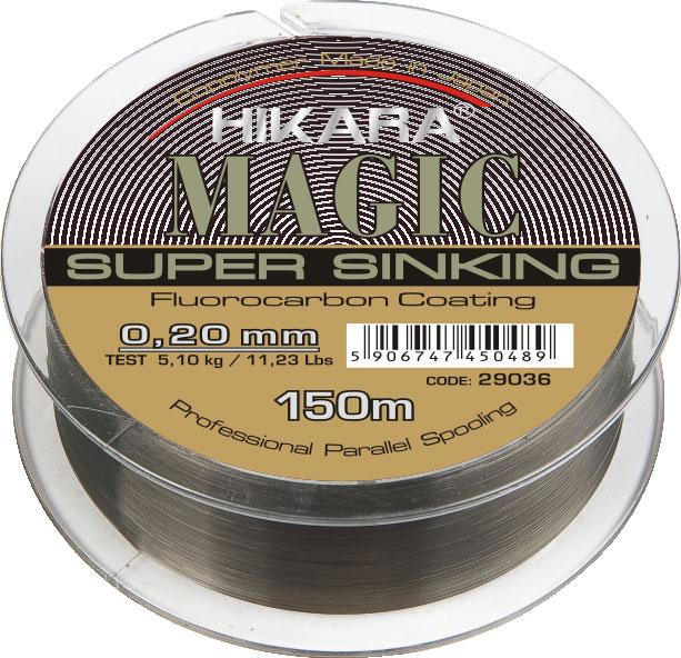 Hikara Magic Super Sinking 150m. 0,18/3,95kg. Trap
