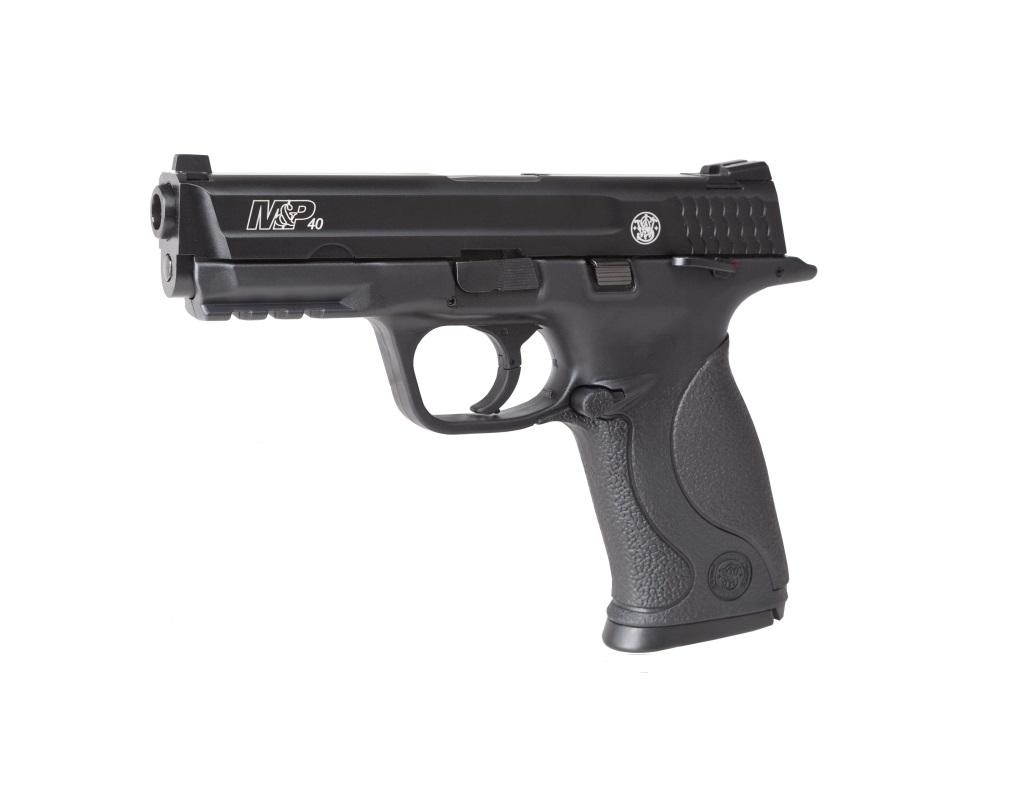 Wiatrówka pistolet S&W M&P 40 TS + GRATIS