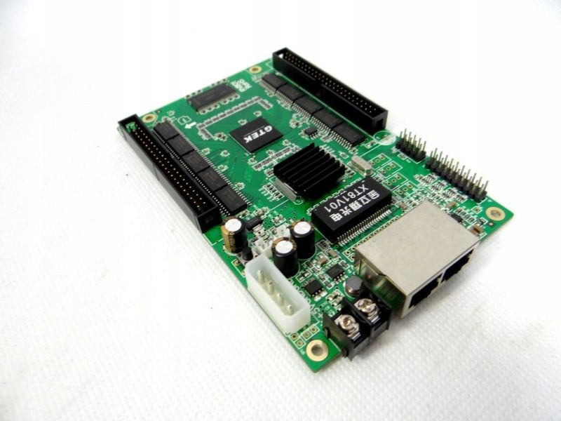 LINSN KARTA ODBIORCZA DVI-D ŚCIANY LED RV 801