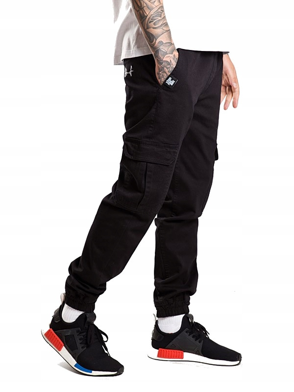 Spodnie jogger STOPROCENT SJG NEWARMY M