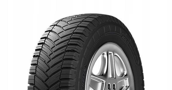 2x Michelin 195/75R16 C 110R AGILIS CROSSCLIMATE