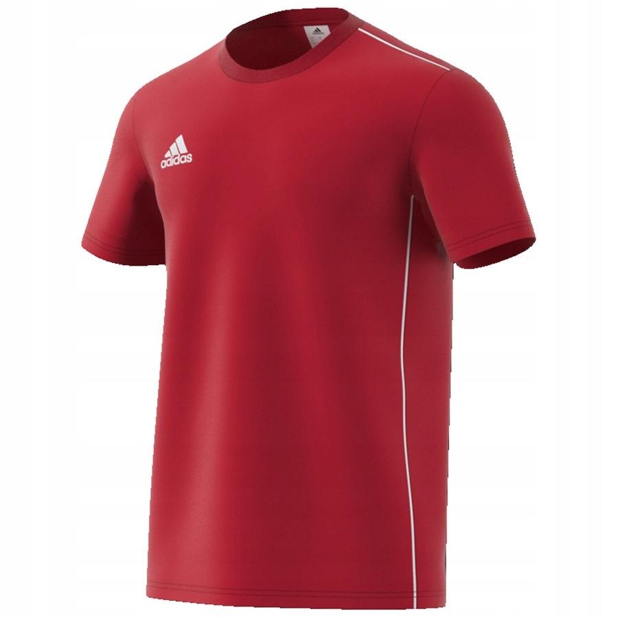 Koszulka adidas Core 18 CV3982 M czerwony!