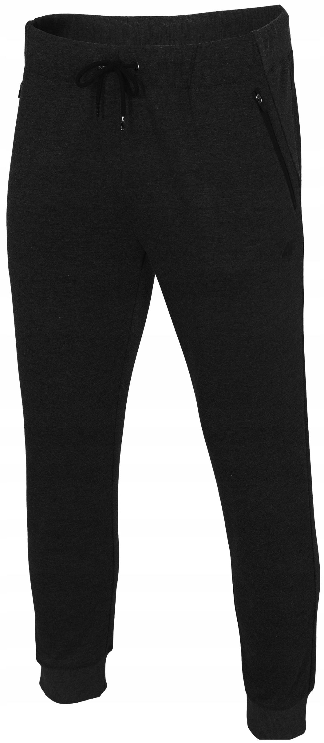 4F Spodnie dresowe SPMD004 r. S !!