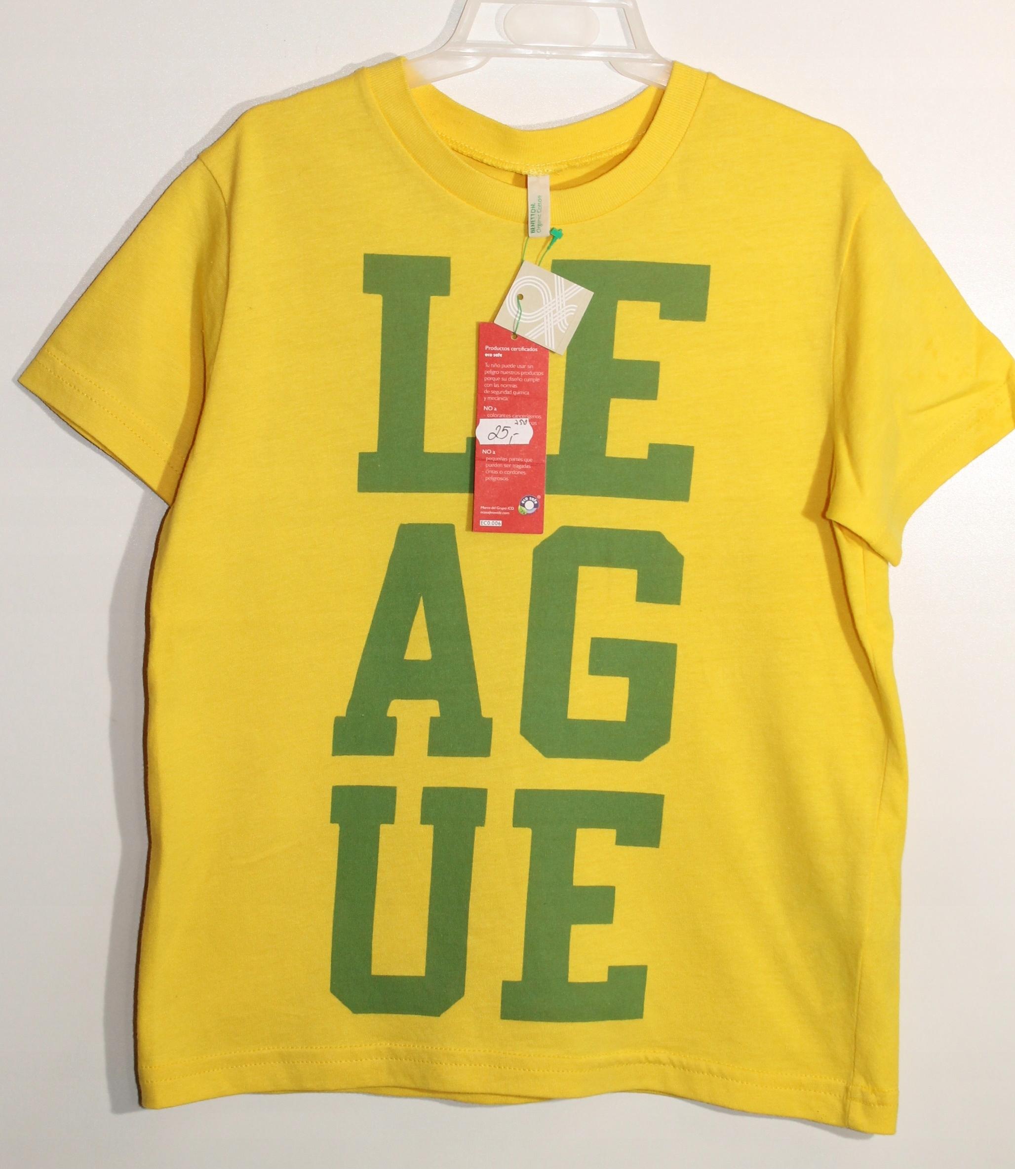 koszulka t-shirt BENETTON 4-5 lat 104-110 cm