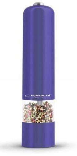 Młynek Esperanza Malabar EKP001V (kolor fioletowy)