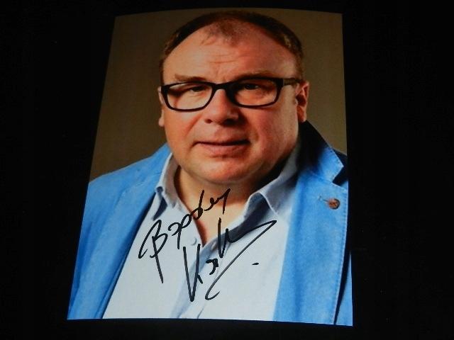 Super cena - Autograf- Kalus Bogdan
