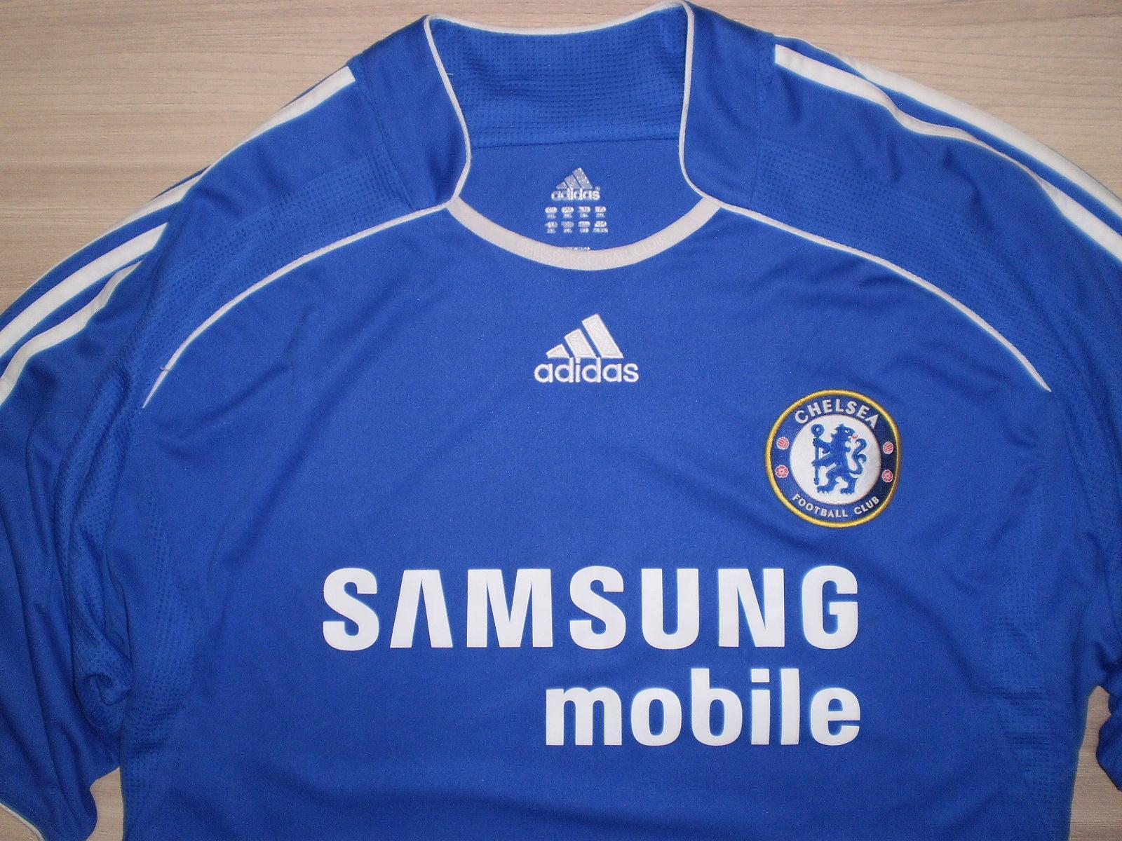 Koszulka Chelsea Londyn Adidas r. XXL