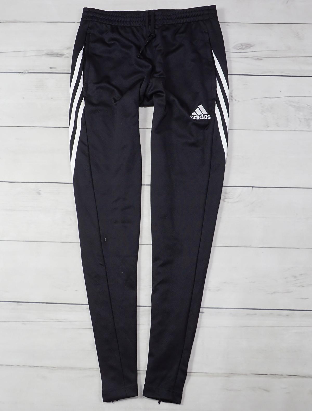 Adidas condivo 16 tiro sereno dresy waskie czarne szare slim