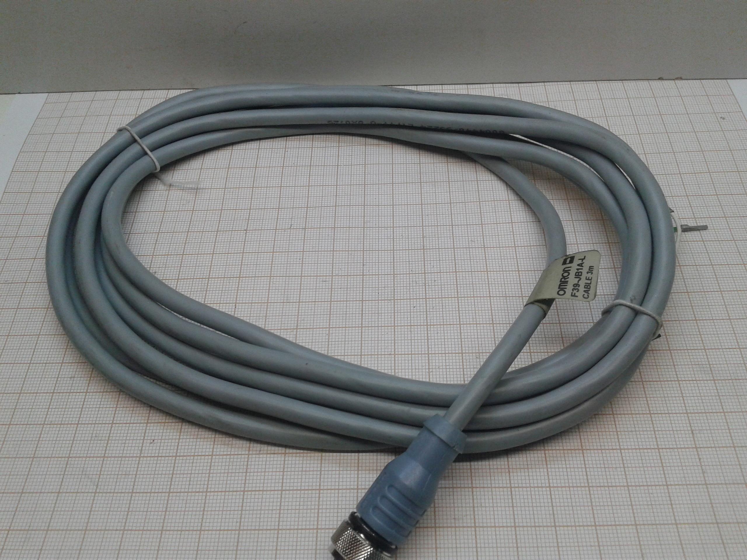 Kabel sterowniczy F39-JB1A-L 8-żyłowy 3m OMRON