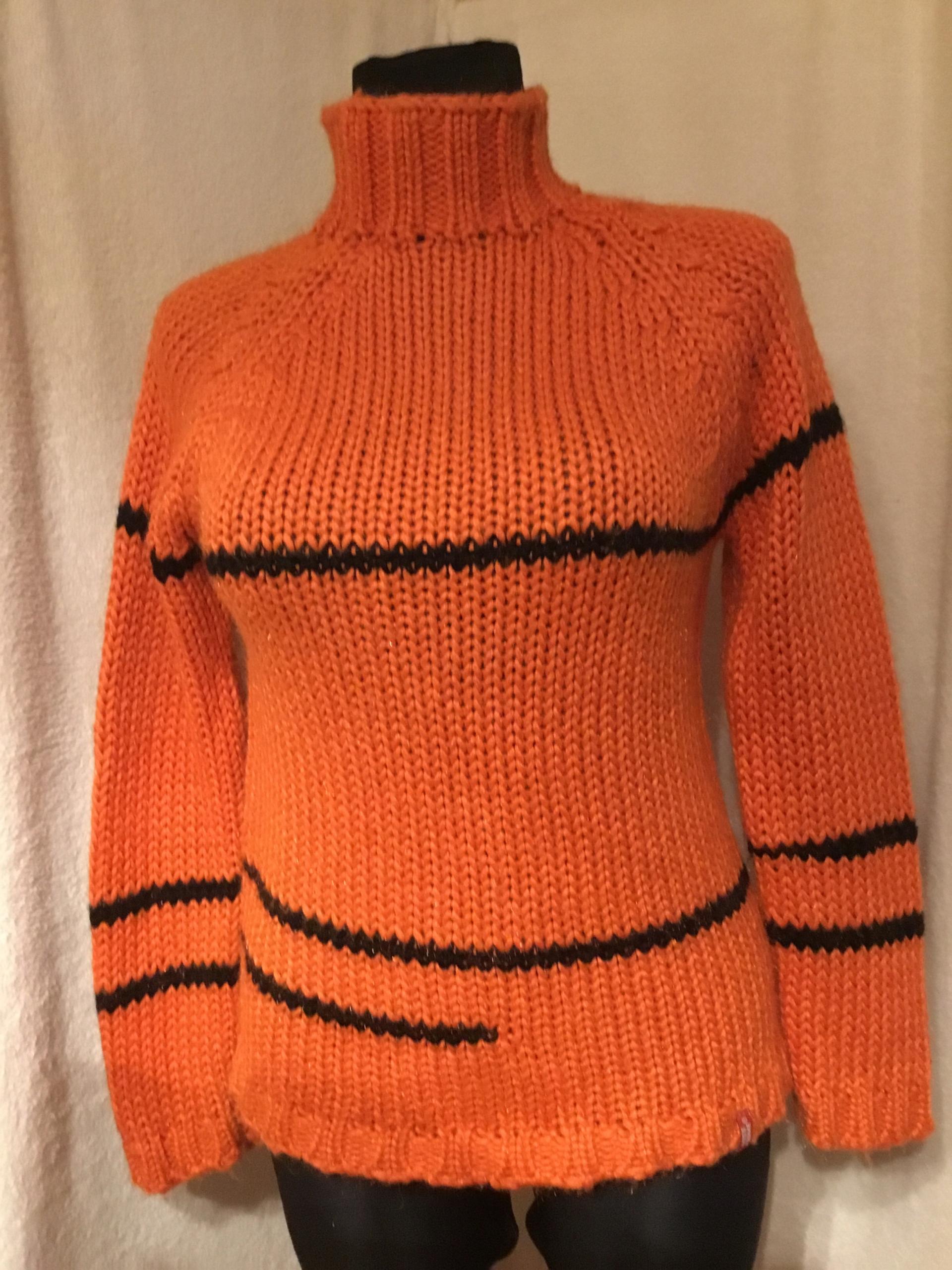 Sweter-golf MISS PRIME roz 40/42 100% wełna