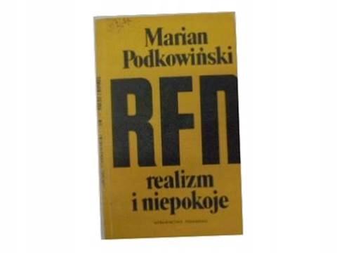 RFN realizm i niepokoje - M Podkowiński