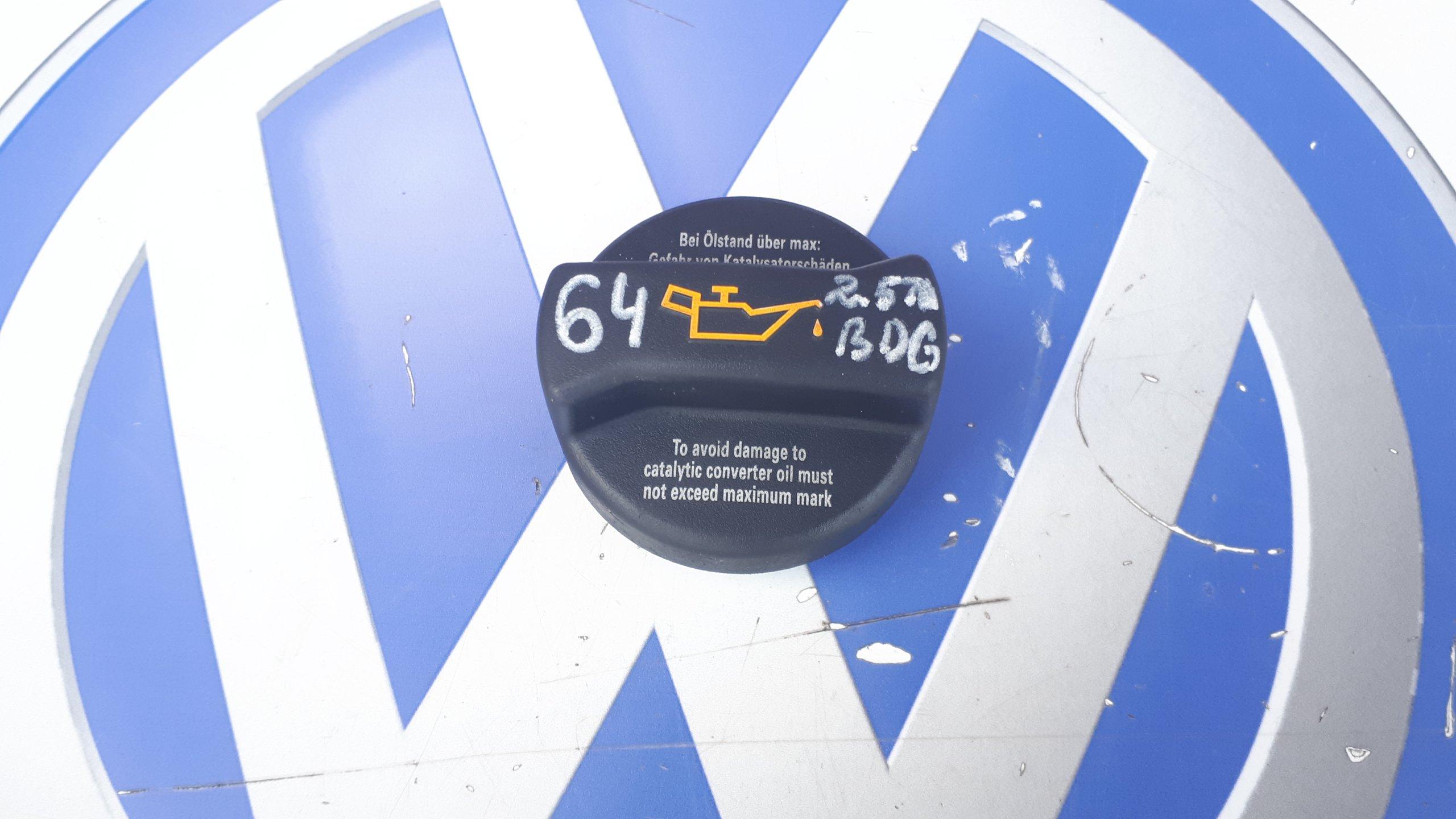 VW Passat B5 FL 2.5 TDI 163 KM Korek wlewu oleju