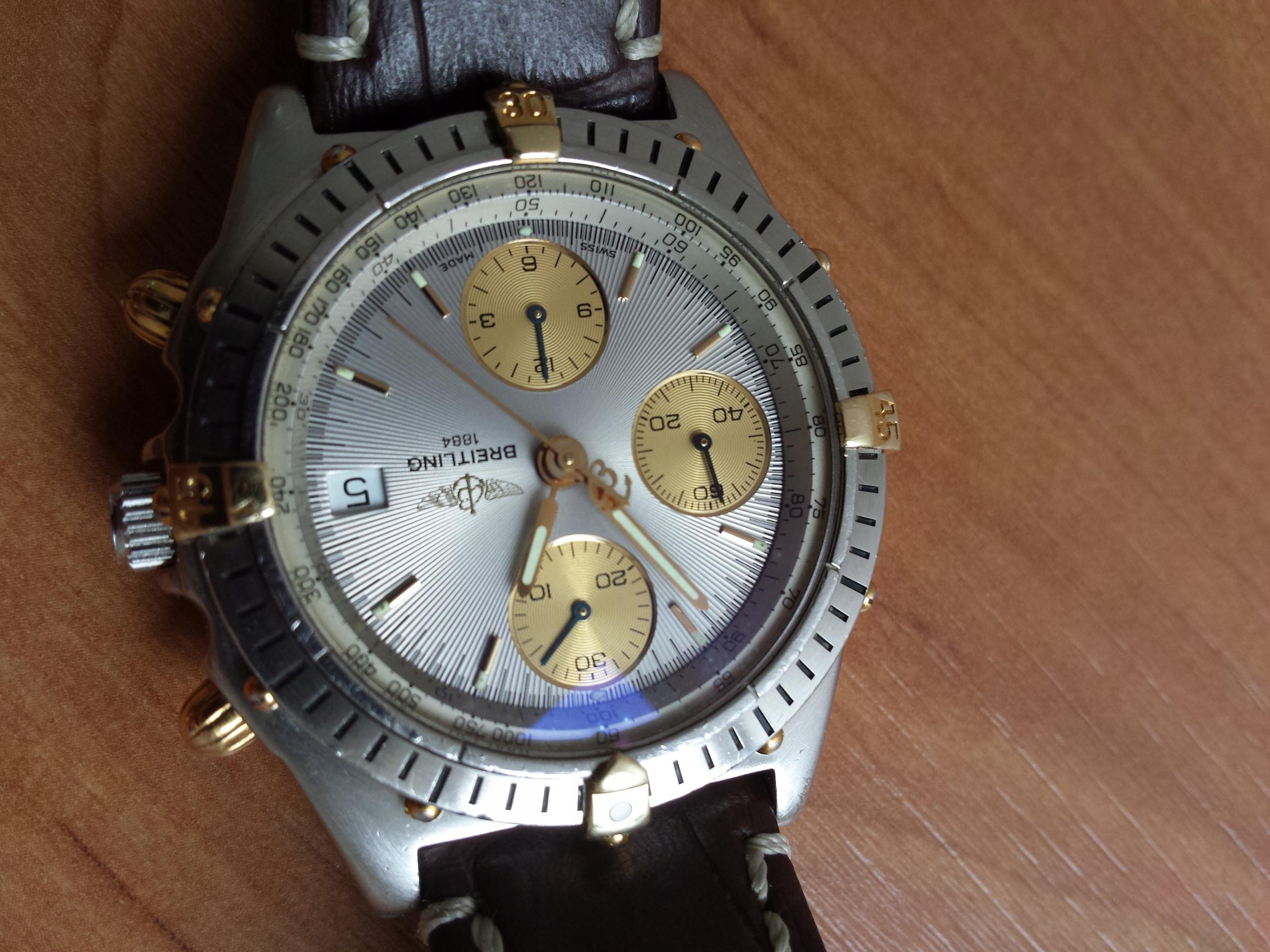 Breitling nr.ref.B 13048 automatic,chronograf