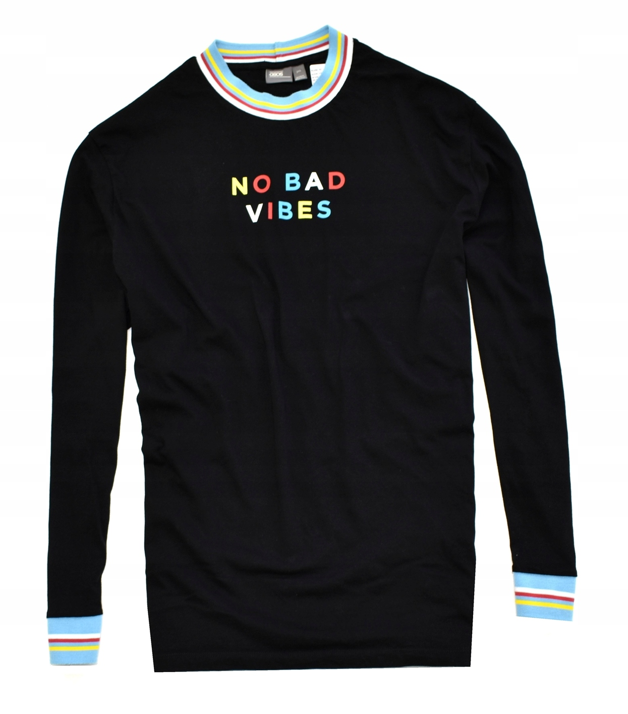 MM 230 ASOS_CHILLOUT NO BAD VIBES LONG SLEEVE_XXL