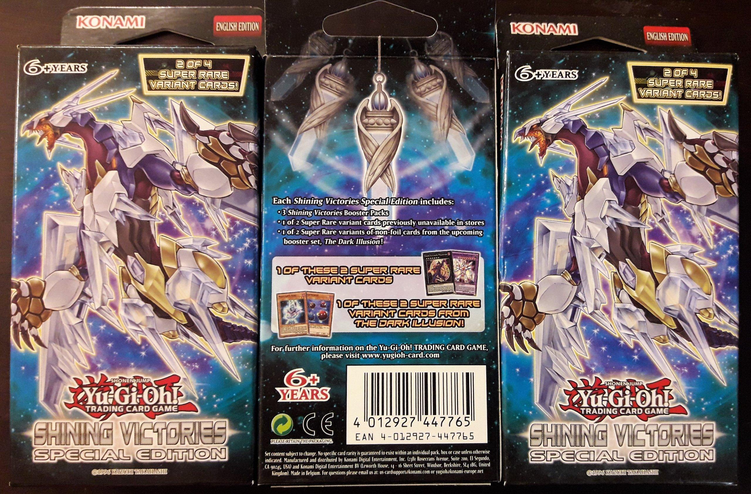 [GNOM] Yu-Gi-Oh Shining Victories Special Edition