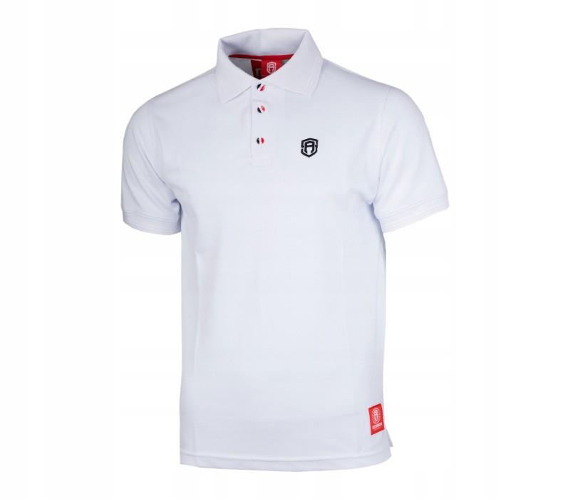 Koszulka Polo STREET AUTONOMY ELEGANTO White r.L
