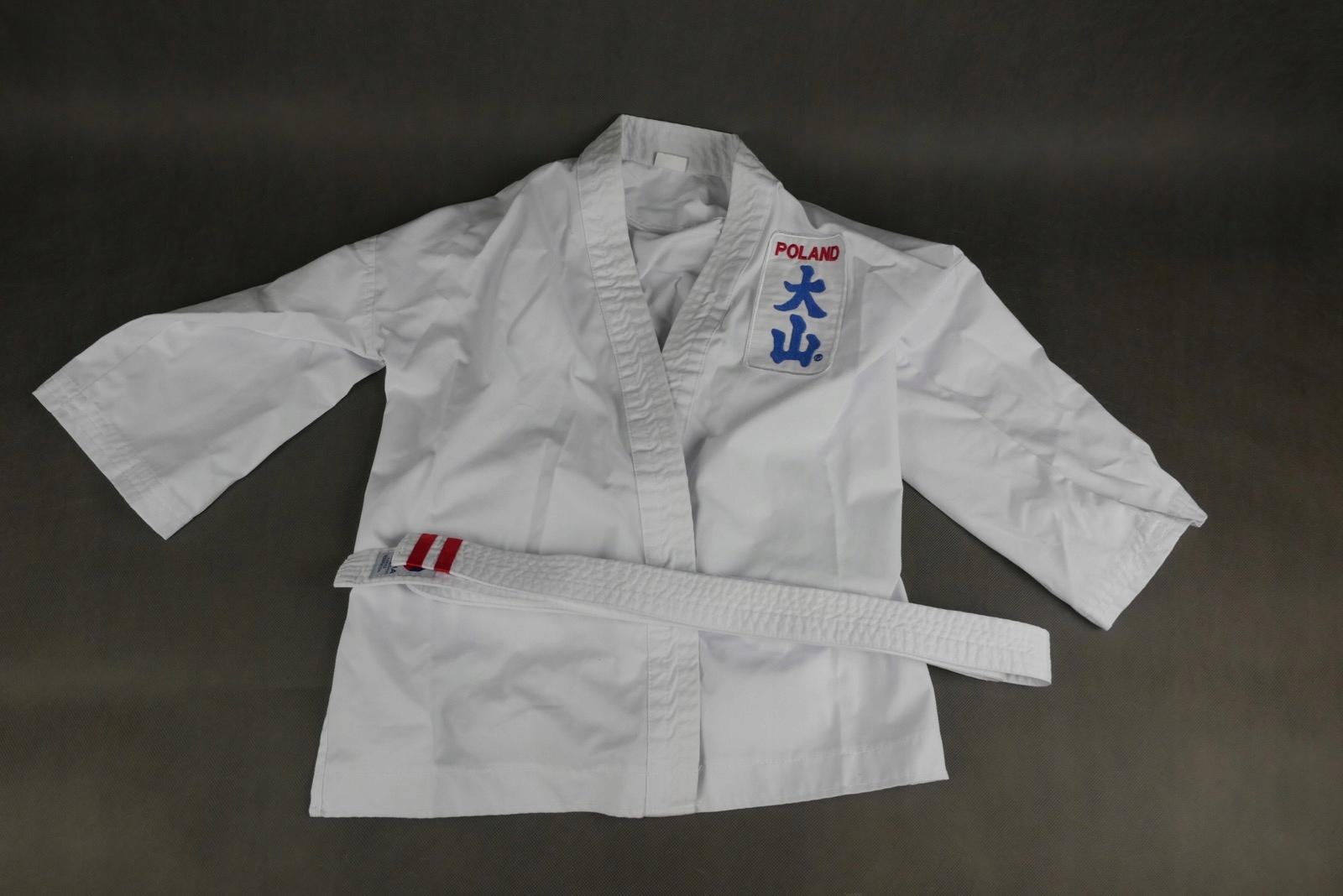 Kimono Karate Oyama 140cm