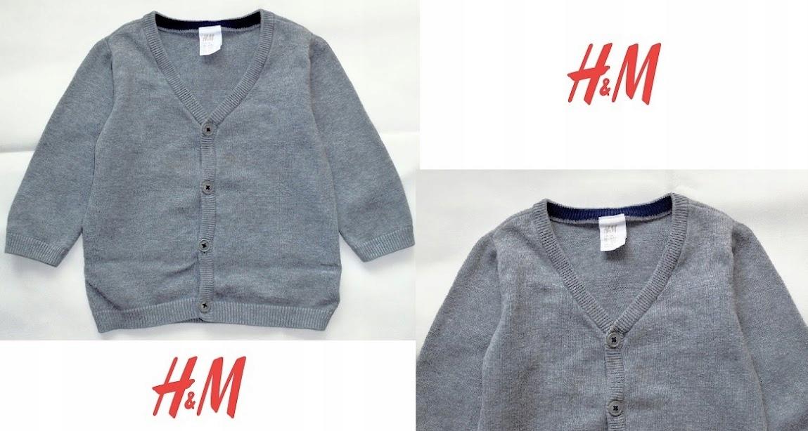H&M __ śliczny cienki kardigan _ 74