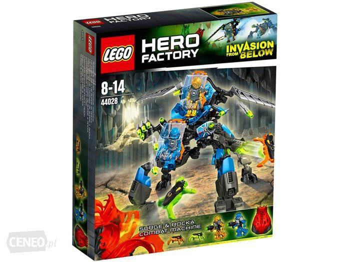 Lego Hero Factory 44028 Maszyna Bojowa 24h Sklep 7243317679