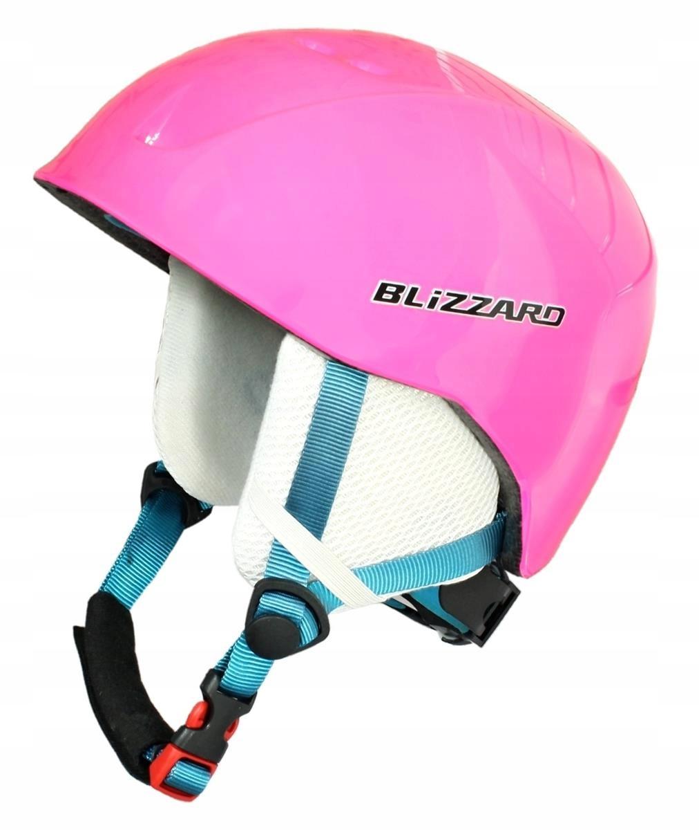 Kaski narciarskie Blizzard Signal Różowy 51-54 cm