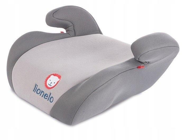 Fotelik 15-36 kg Luuk szary