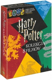 Pakiet. Harry Potter. Pełna kolekcja 8 filmów