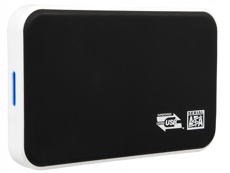 Obudowa Tracer USB 2.0 HDD 2.5'' SATA 721 AL OTG